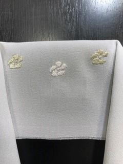 ねじり梅衣紋
